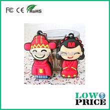 Top selling cheapest bride Chinese/Japanese groom 16gb usb flash stick 3.0 for wedding gifts