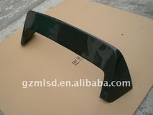 carbon fiber/pu/pp/fiber glass/auto parts/body kit/trunk spoiler for nissan tiida