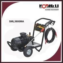 Mobile car wash equipment, SML3600MA high pressure car washer