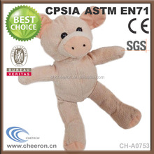 A precious little baby toy Pink Plush Pig with fast delivery