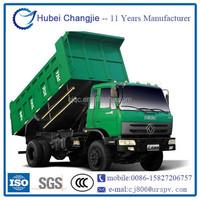 dongfeng jingnuo dump truck 4x2 8 tons