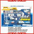 1:87 autobuses de juguete aeropuerto avión autobús aeromodelismo 66061