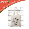 Natural Recycled Canvas Tote Bag