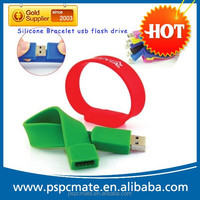 Plastic Bracelet Model Shape USB 2.0 8GB Flash Stick Pen Drive Memory 8GB