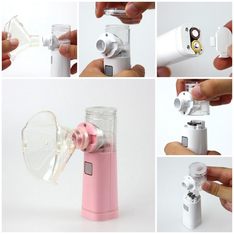 nebulizer machine target