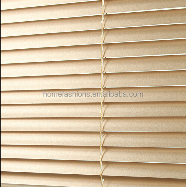 2015 Style Motorized Wooden Venetian Blinds And Shutters