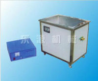 Single-tank ultrasonic cleaning machine