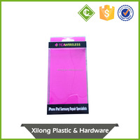 Top Grade Newest Design recycle plastic cardboard boxes packaging