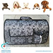 hot sale dual-pocket bag for pet cat