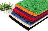 Microfiber chenille carpet the living room hallway carpet slip mats