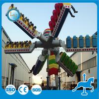 Thrill Speed windmill games ! adventure rides in amusement park