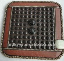 Nugabest&ceragem, jade pad CE Approval, heating massage tourmaline pad with massage function