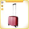 New fashion lady luggage bag 17inch sky traveling luggage bag airline boarding luggage