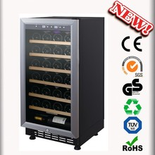 Compact wine fridge wine refrigerator220V50HZ R600A 28-bottles capacity