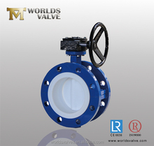 food processing No pin one stem butterfly valves