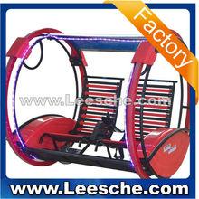 Hot sale amusement park games factory kiddie ride game machine/car racing cheap racing go kart for saleRF1223