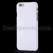 3D Blank Phone Cover Sublimation Case for iPhone 6 Plus 5.5 Inch