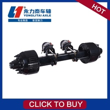 wheel and axle system suspension good supplier in china