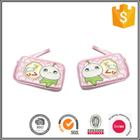 Sedex audit pink funny coin purse for girls