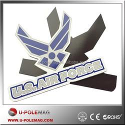 Fridge Magnet with CMYK Copper Paper