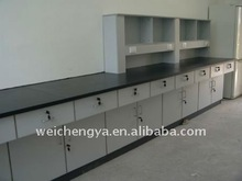science Lab WCY composite system lab wall cabinet