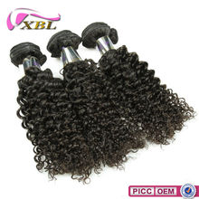 Factory Supply Most Fashionable Virgin Braiding Human Hair Curly