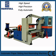 Advanced Metal Sheet Steel Slitting Rewinding Machine