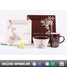 Hot china products wholesale hotel & restaurant crockery tableware
