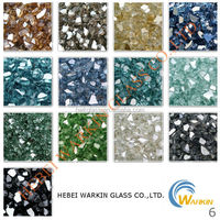 Recycled Crushed Glass For Sand Blasting