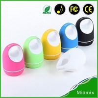 rechargeable fm pocket radio mp3 player