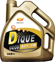 Gasoline engine oil