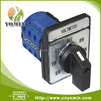 20A 3-CELL 4POS Voltmeter Switch (Cam Switch)