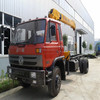 factory hot sale 4ton small telescopic boom truck crane sale in India