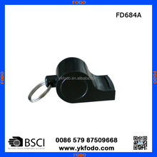 ABS whistle Football sticker whistle Plastic cheer items (FD684A)