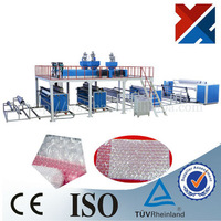 High quality plastic air bubble film making machine