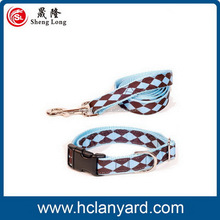 Designer new style sublimation printed pet collar supplies