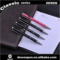 Special design good gifts for ladies metal pen novelty pen