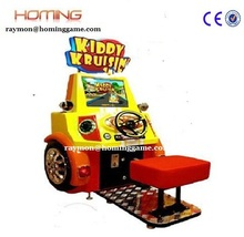 New mini baby racing game/Music racing car coin operated game CE