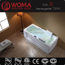 Q375L hot sale Walk in tub with lift seat for old and disabled people