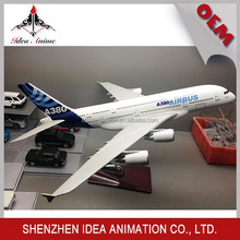 Wholesale New Age Products polyresin passenger airplane model
