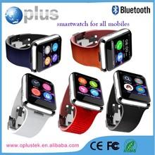 2015 New Products smart watch, smart watch bracelet, mtk 2520 smart watch phone