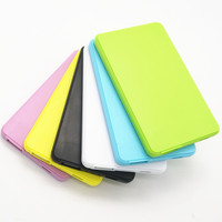 Portable Battery Charger Emergency External Power Bank 2200mah For Iphone
