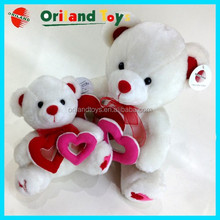 best selling gifts A Couple of Huggable plush teddy bear valentines soft toys