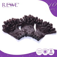 Super Price No Shedding Fumi 7A Grade 100% Human Funmi Hair Weave