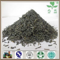 Factory directly sales china green tea for export to Africa world 100