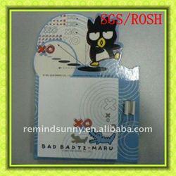 Customized Promotional Fridge Magnet With Notepad