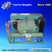 Original Bitzer Semi-hermetic Reciprocating Compressor for Refrigeration Unit