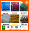 PVC coated livestock wire mesh fence panels