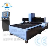 NC-P1530 Iron/ Stainless Steel/ aluminum/ copper CNC metal Plasma Cutting Machine price