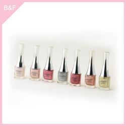 high quanlity private label nail polish pigment powder nail